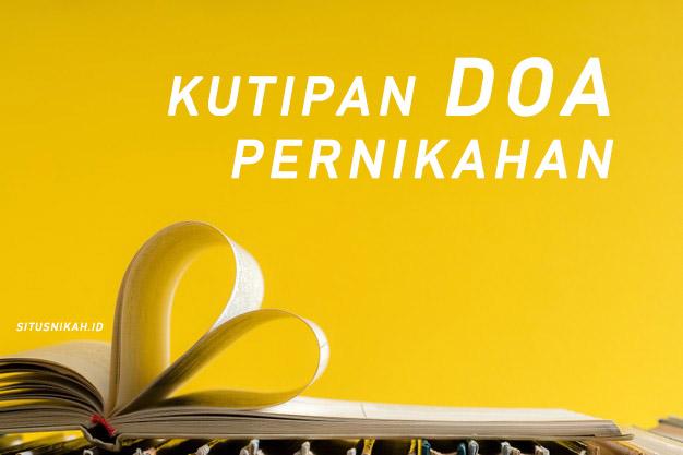 Read more about the article Contoh Doa Undangan Pernikahan